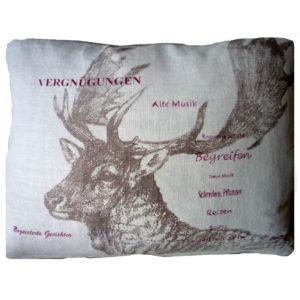 Cushions: pleasures