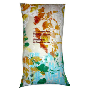 Cushions: Morning delight in autumn