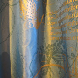 Hand-Printed Fabrics